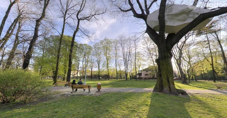 波兰肖邦公园