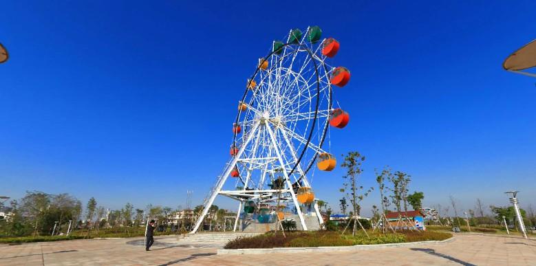 江西九江市东湖游乐园