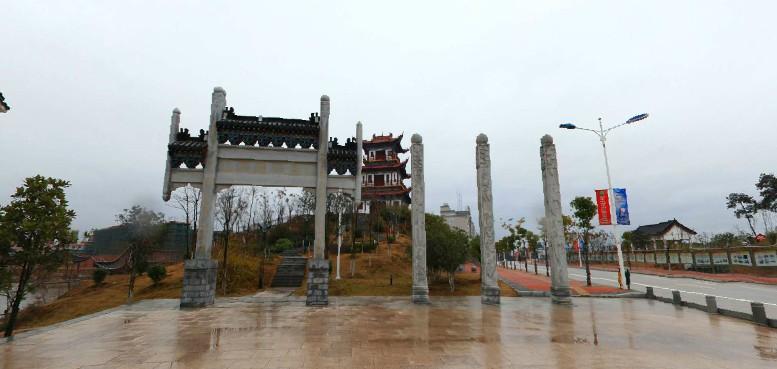 江西南丰琴湖省级湿地公园