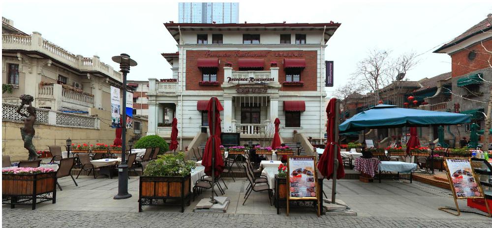 天津意式风情区