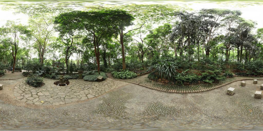 广西南宁市金茶花公园