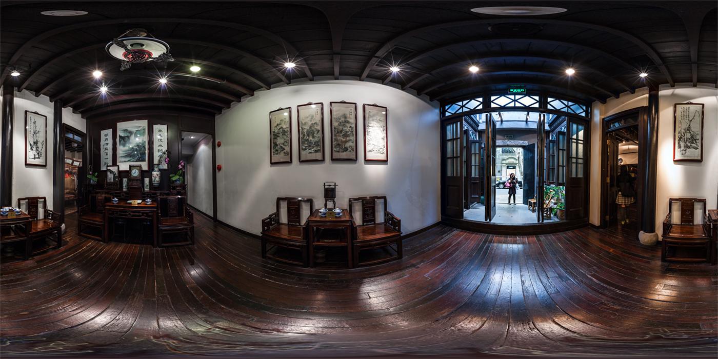 上海20~30年代的石库门客堂