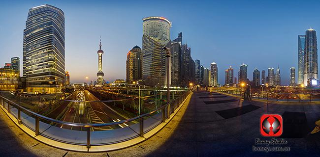 上海陆家嘴金融区