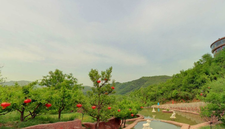 北京平谷挂甲峪旅游度假区