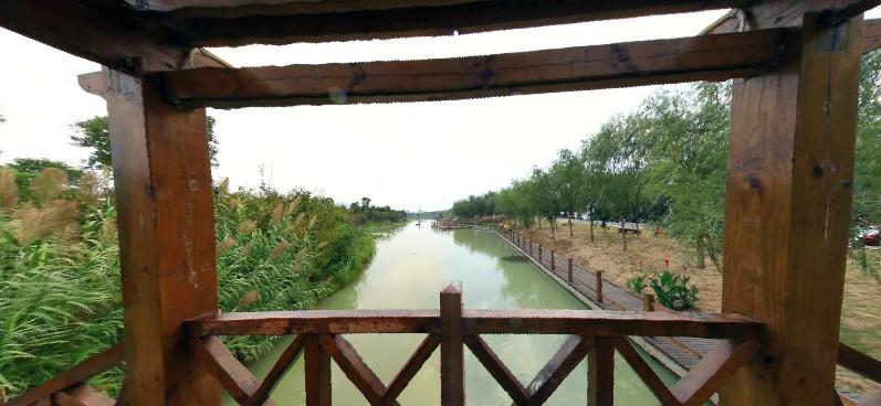 江西艾溪湖湿地森林公园