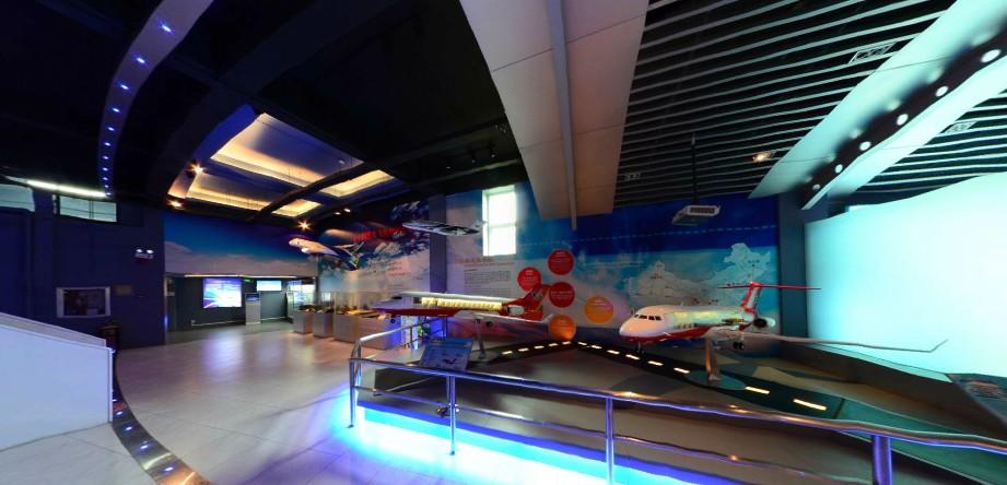 上海航空科普馆