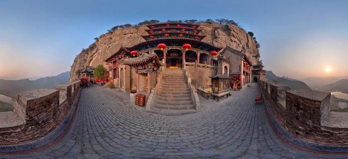 河北邯郸涉县娲皇宫