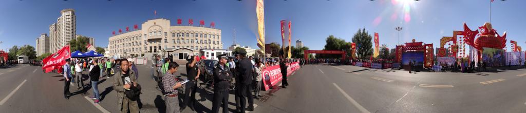 吉林市自行车赛