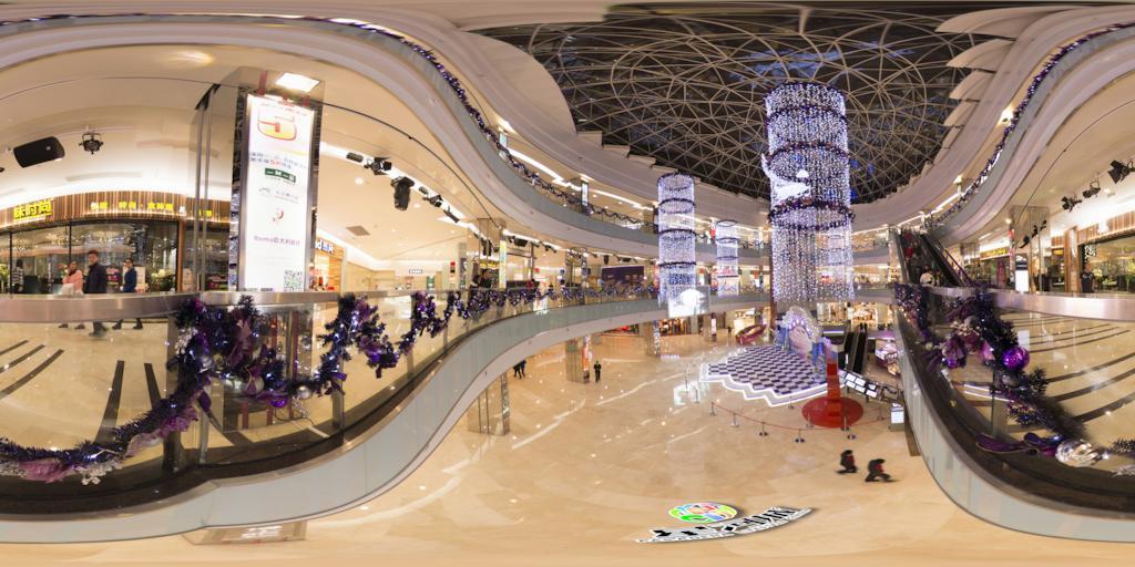 东莞星河城悬空3D摄影