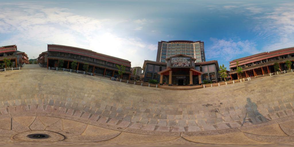 广西融水金芦笙国标大酒店360全景漫游