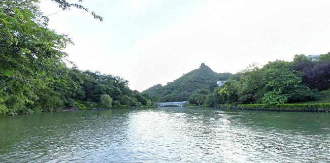 桂林市两江四湖