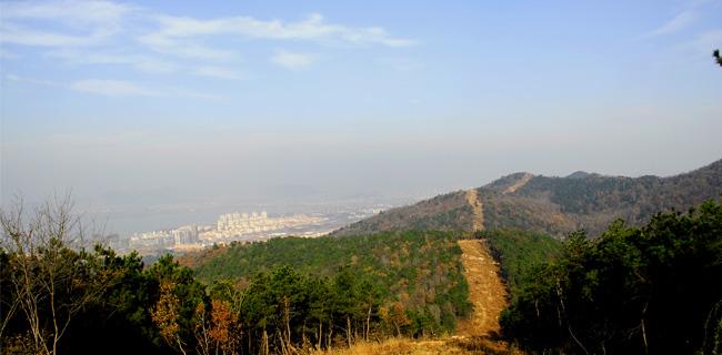 东庵森林公园西峰