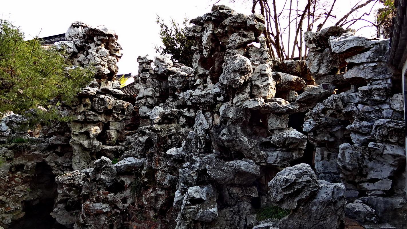 常熟燕园七十二猴山