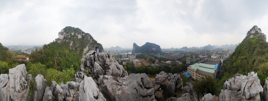桂林南溪山