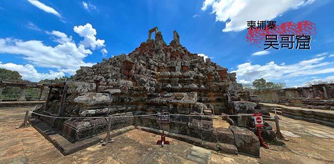 柬埔寨 吴哥窟