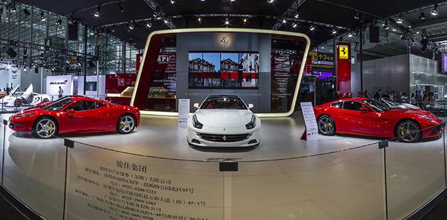 2014年5月28号深圳车展
