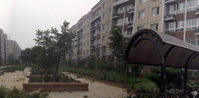 北京北五环小区-龙锦东四