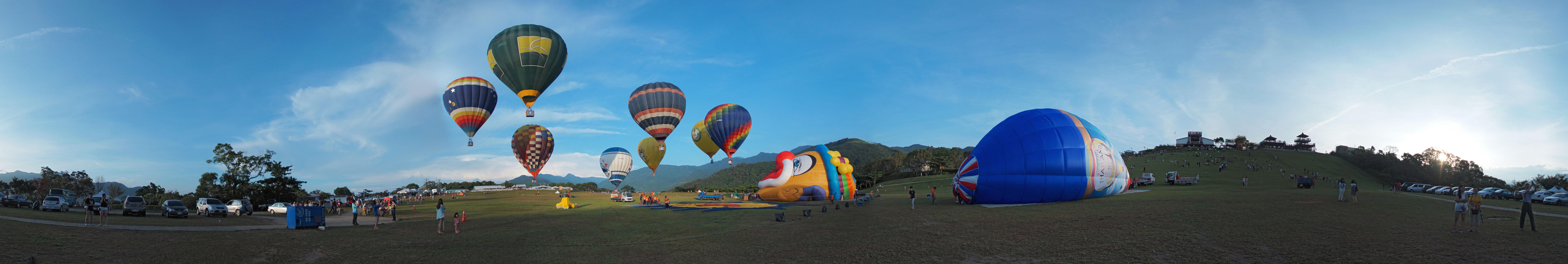 2014台灣熱氣球嘉年華