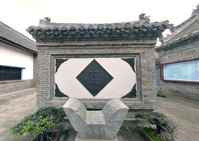 内乡县衙博物馆古代税赋文化展全景