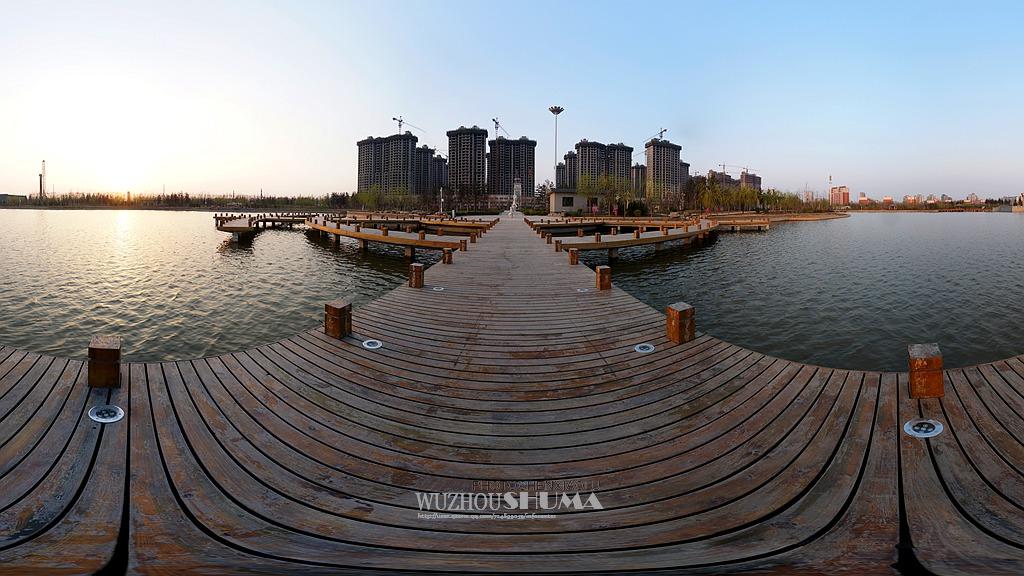 辛集市润泽湖公园