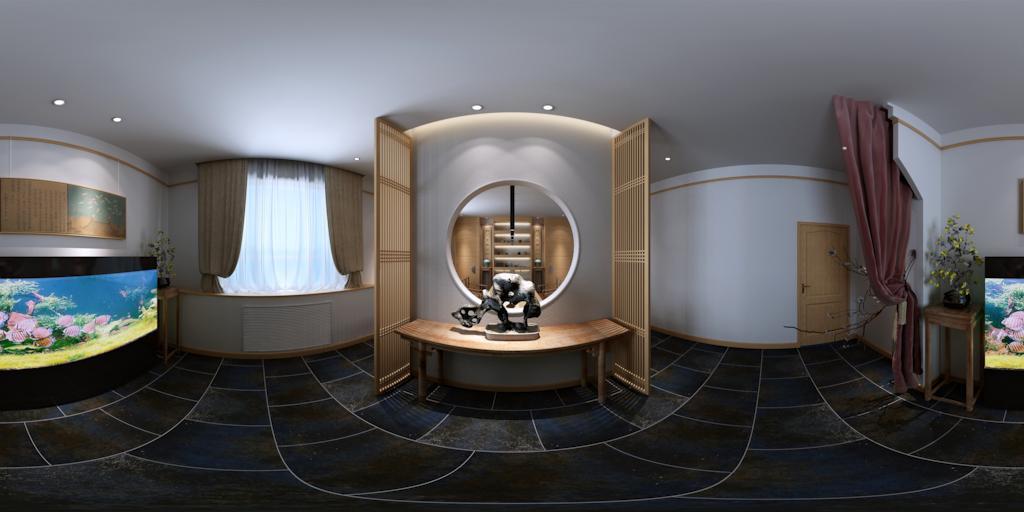 品禅 茶空间设计