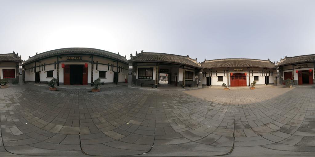 内乡县衙博物馆楹联文化展