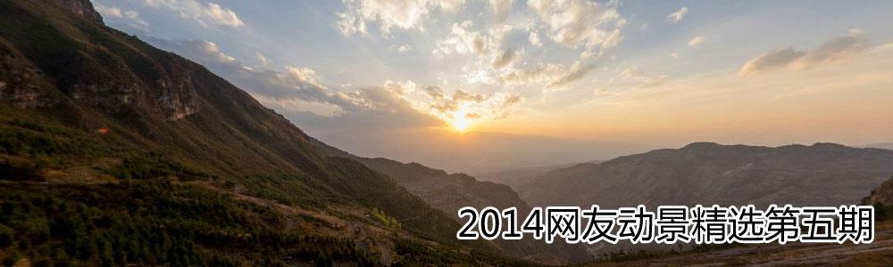 2014网友动景精选第五期